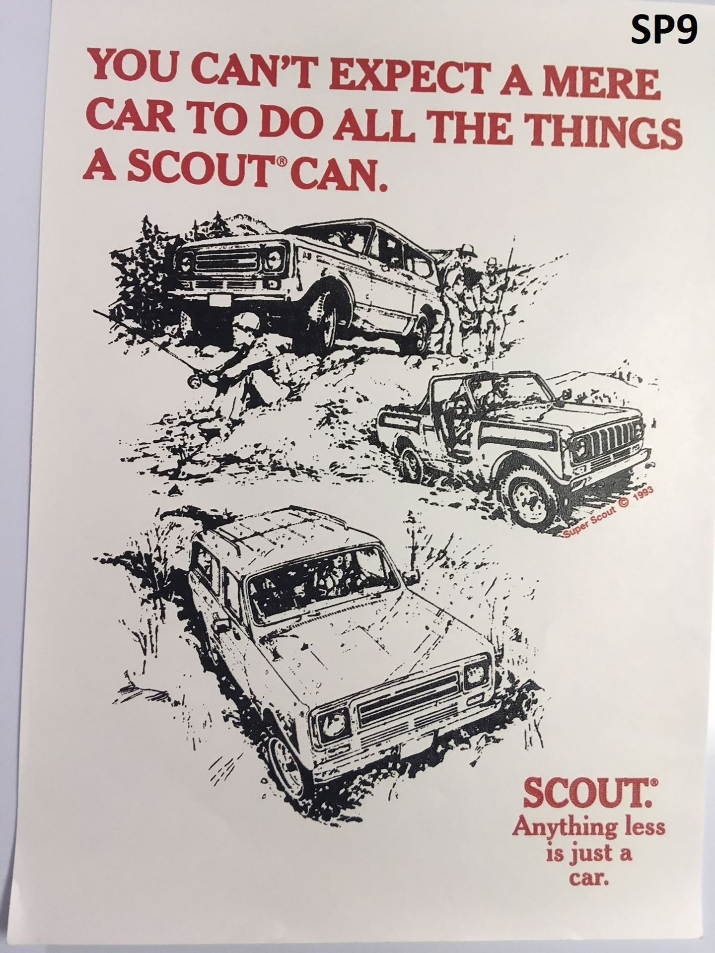 "Scout ""You Can't Expect A Mere Car..."" T-Shirt"