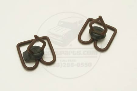 Trim Retainer clip used on many IH Scouts & trucks