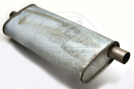 Scout II Muffler For  - New Old Stock