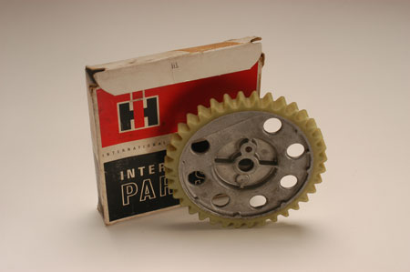Cam Gear for Thriftmaster 6 Engine,- New Old Stock