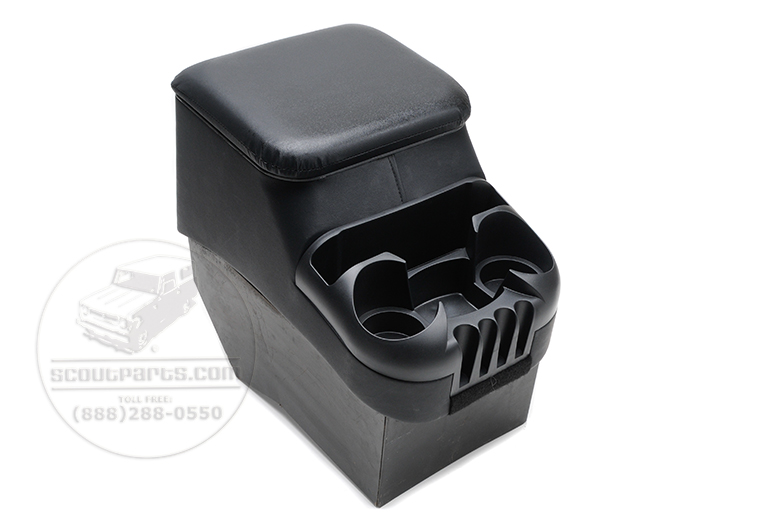 Center Console, Drink Holder; Lots of Storage - Used Base, New Top