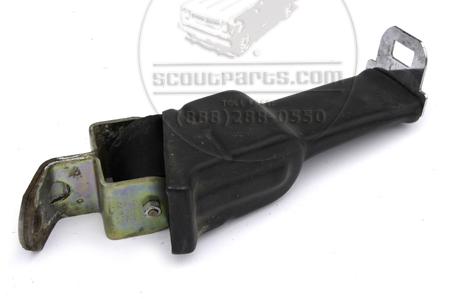 Scout II Seat Belts Front Seats