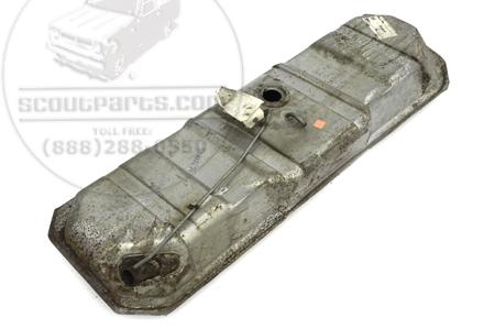 Saddle FuelGas Tank - New Old Stock