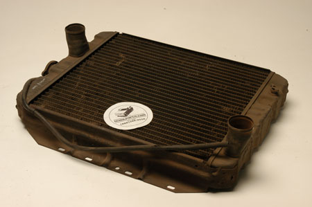 Scout 80, Scout 800 radiator  4 cylinder used