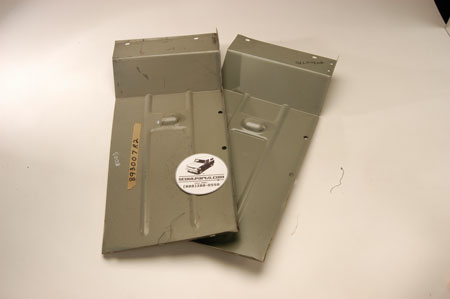 Gas Tank Covers -   - New Old Stock