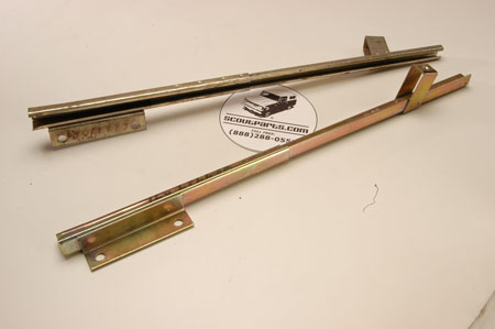 Scout 80, Scout 800 Window Guides Lower Front   - New Old Stock