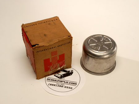 Cap Oil Filler - , 800 - New Old Stock