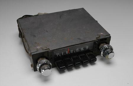 Scout II Original Radio - AM (1971-1980)