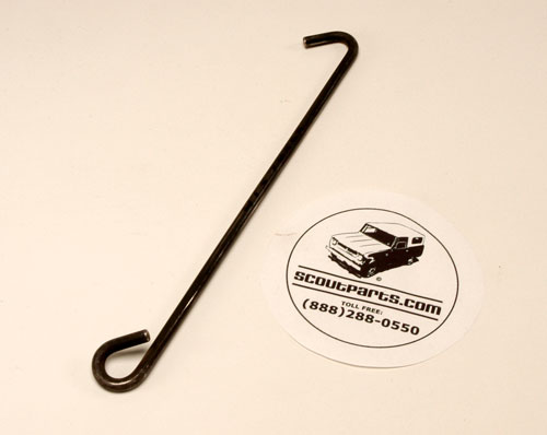 Scout II ParkingEmergency Brake Cable Guide