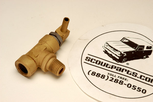 Scout 80 PCV Reducer  Used