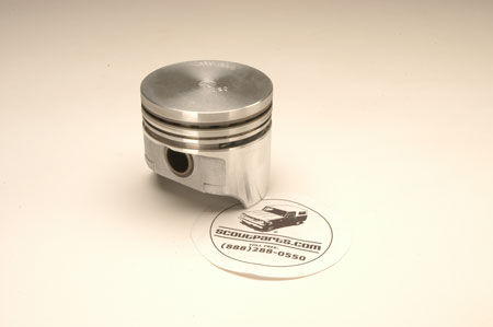 Scout 80, Scout 800, Metro - 152 CID Piston (4 Cylinder)