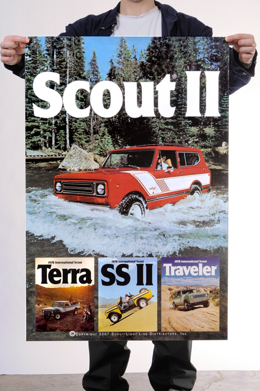 International Scout (71-80) Poster
