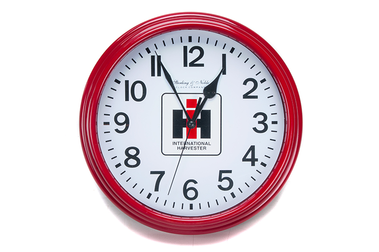 IH Wall Clock-Discontinued