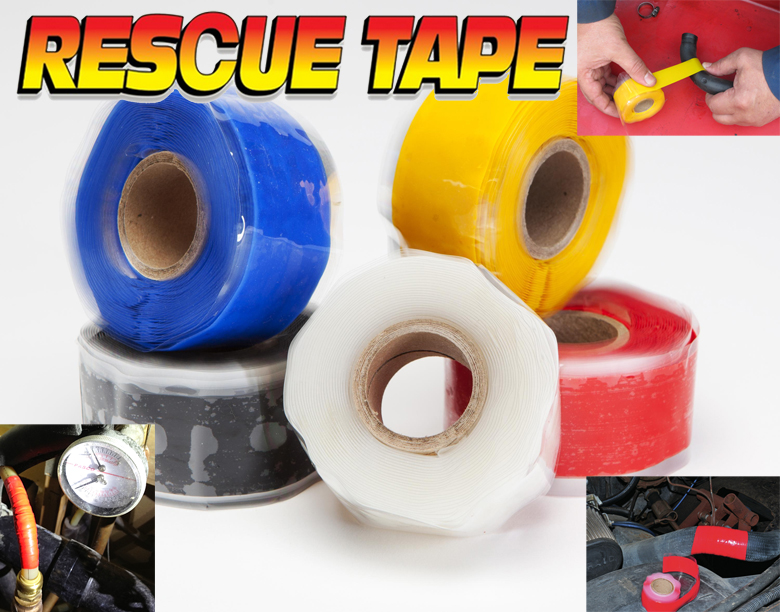 Scout II, Scout 80, Scout 800 Rescue Tape - Silicone - Stretch, Wrap and Rescue Yourself