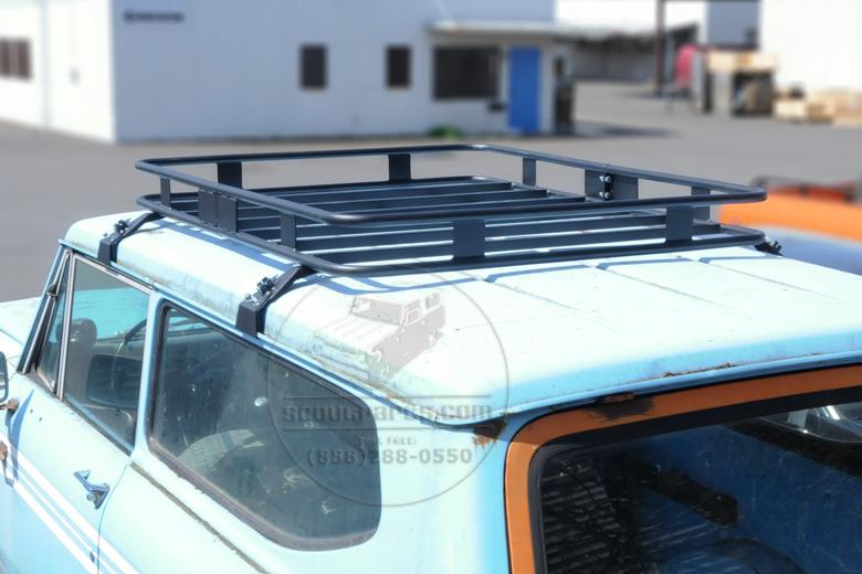 Scout II Roof Rack - Sport Rack