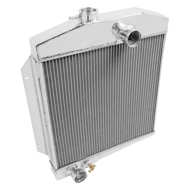 Scout 80, Scout 800 Radiator  4 Cylinder New