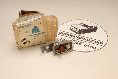 Voltage Regulator -  - New Old Stock