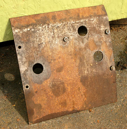 Scout 80, Scout 800 Transmission Skid Plate