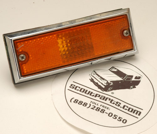 Scout 800 Side Marker Lights For 800 B