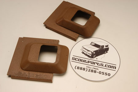Door Handle Covers -  Used