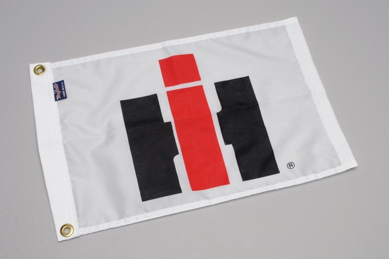 "12""x18"" Nylon IH banner/flag"