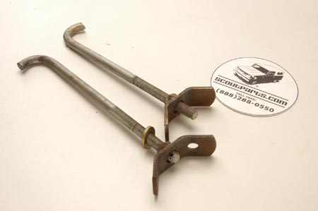 Scout 80, Scout 800 Spare Tire Retainer - NEW OLD STOCK