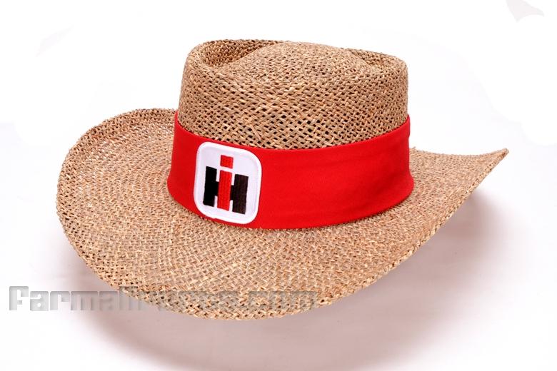 IH Straw Hat