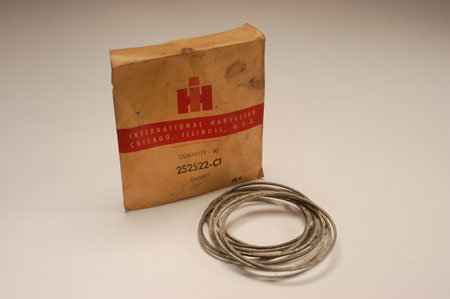 Scout 80, Scout 800 Gaskets  Tail Light   - new old Stock
