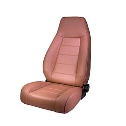 Tan Front Bucket Seat: Fits driver or passenger side - New