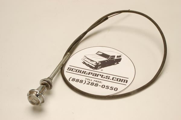 Scout 800 Throttle Cable