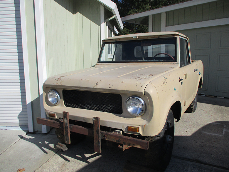 Scout 80 1961 (posted 2/26/21)