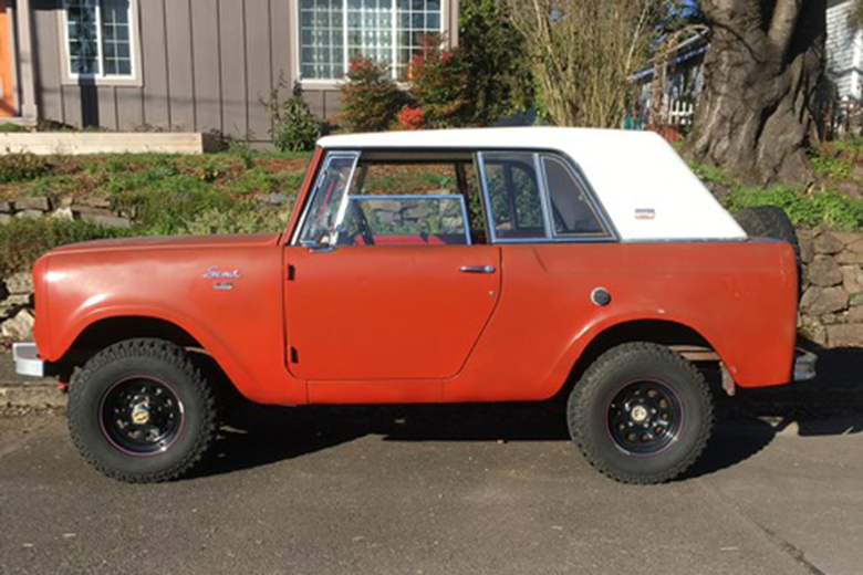 Scout 80 1966 Scout For Sale(posted 2/23/21)