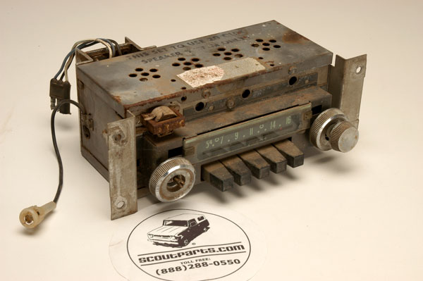 Radio , Original Tube -