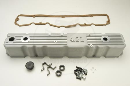 Scout II, Scout 800 Aluminum Valve Cover for AMC Inline Engines