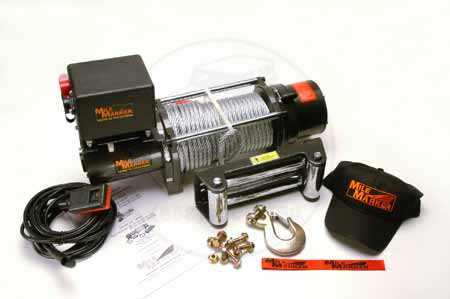 Scout II, Scout 80, Scout 800 Mile Marker Electric Winch