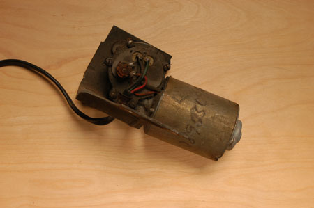 Scout II Wiper Motor    - USED