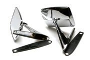 Scout II Chrome Replacement Side Mirror